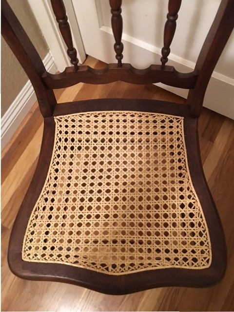 Dining Room Cane Chair