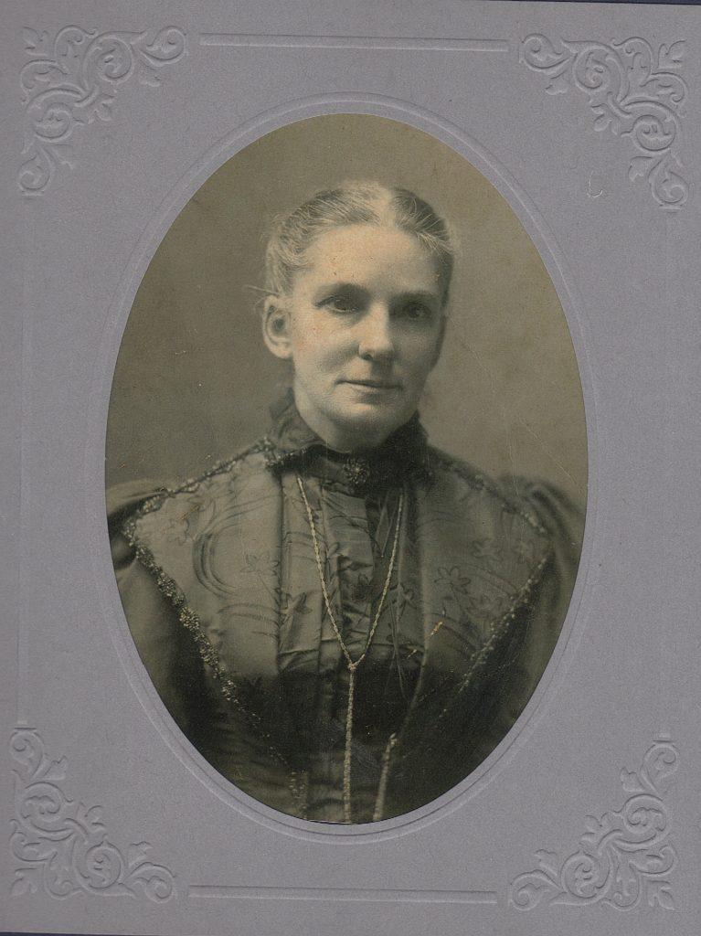 Sarah Butler circa 1890