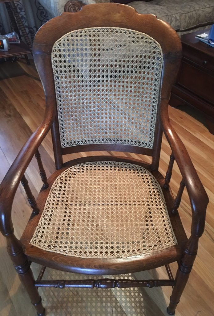The New Orleans Chair